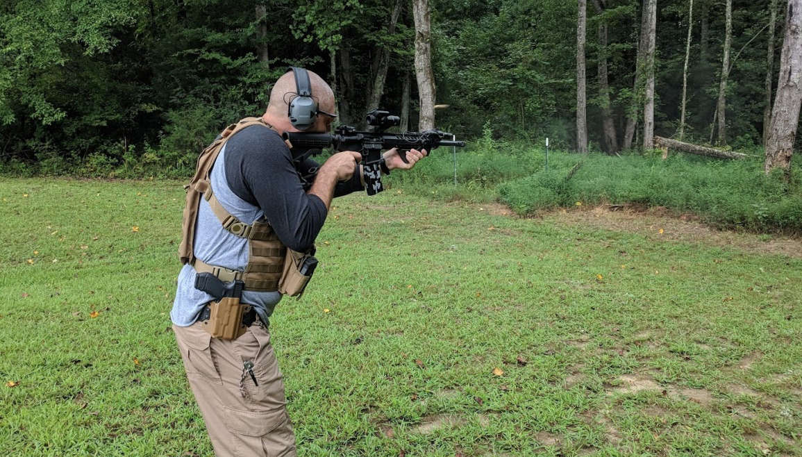 South Carolina rifle carbine training class tactical defensive