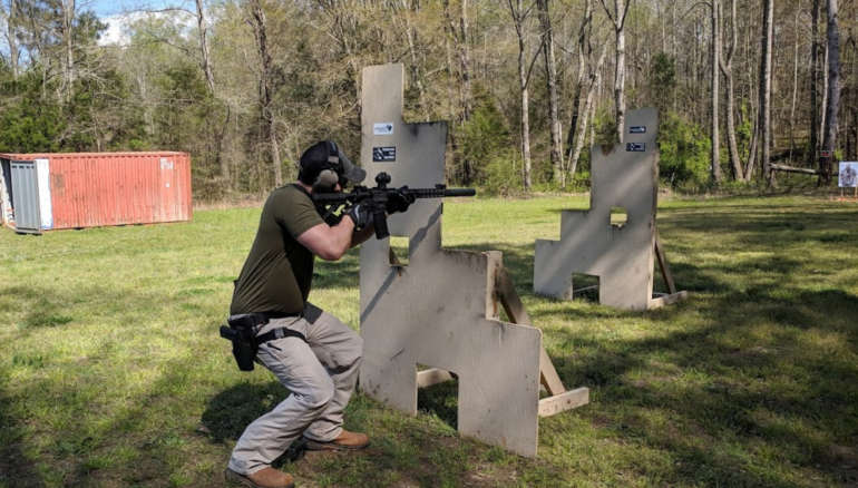 South Carolina gun rifle carbine training class course defensive tactical advanced intermediate