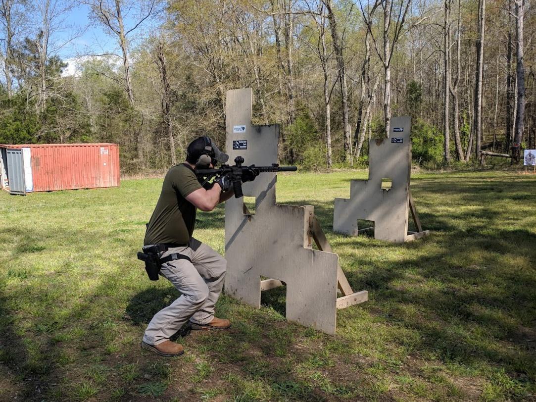 Rifle Tactics 201