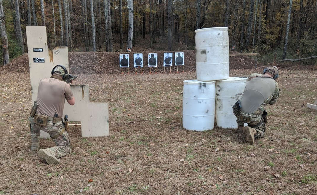 South Carolina rifle carbine tactical advanced training class defensive