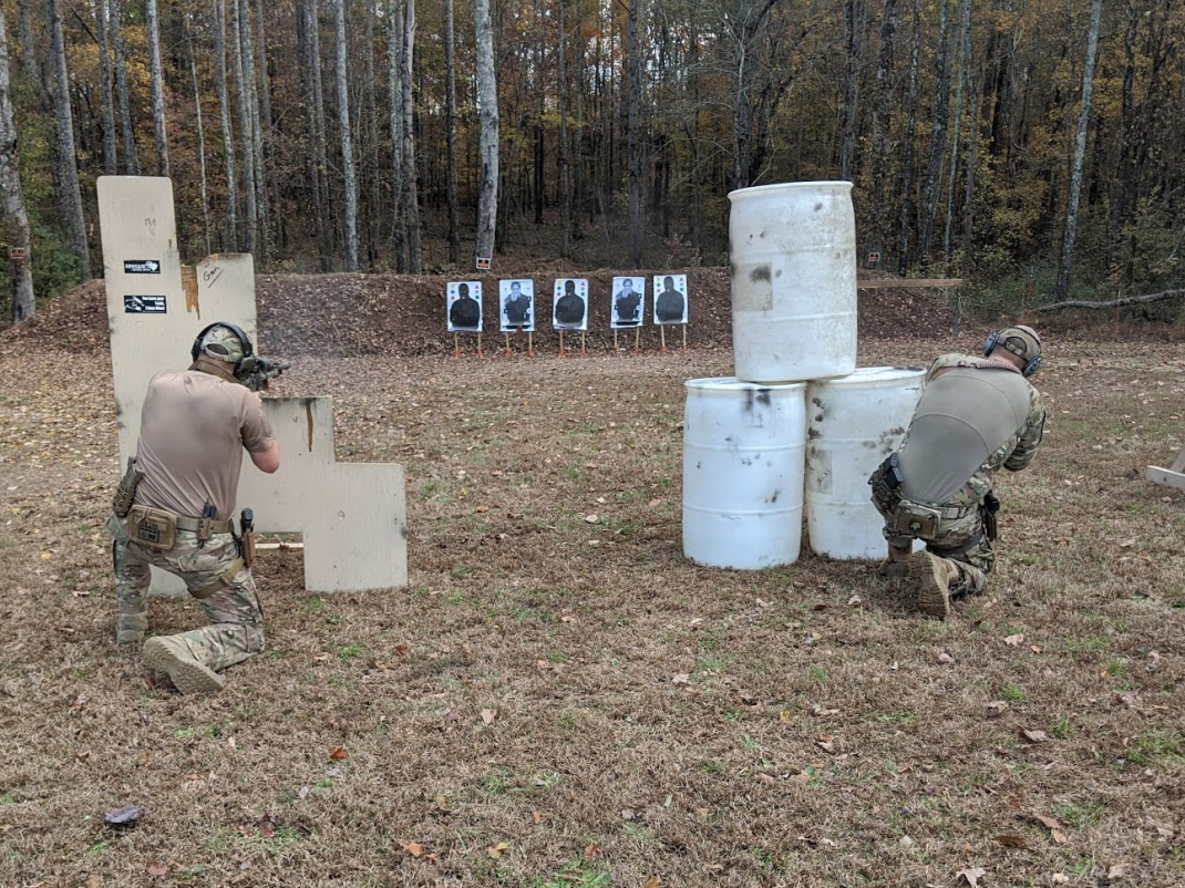 South Carolina rifle carbine tactical advanced training class defensive