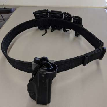 Equipment and Gear for Firearms Training