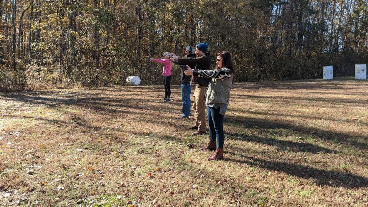 South Carolina conceal carry permit handgun pistol class course beginner