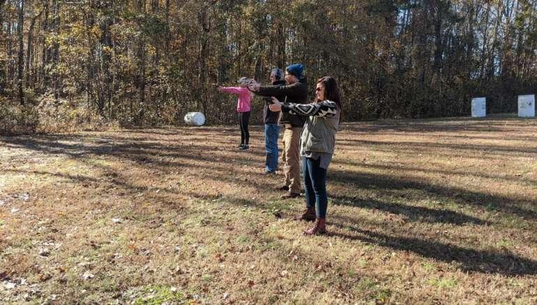 South Carolina conceal carry permit handgun pistol class course beginner