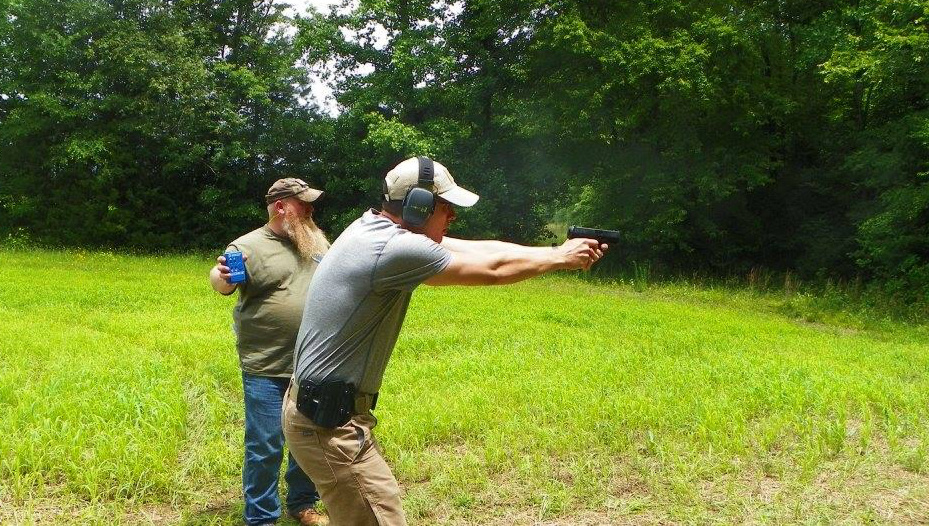 South Carolina conceal carry permit handgun pistol class course beginner Chris Liles