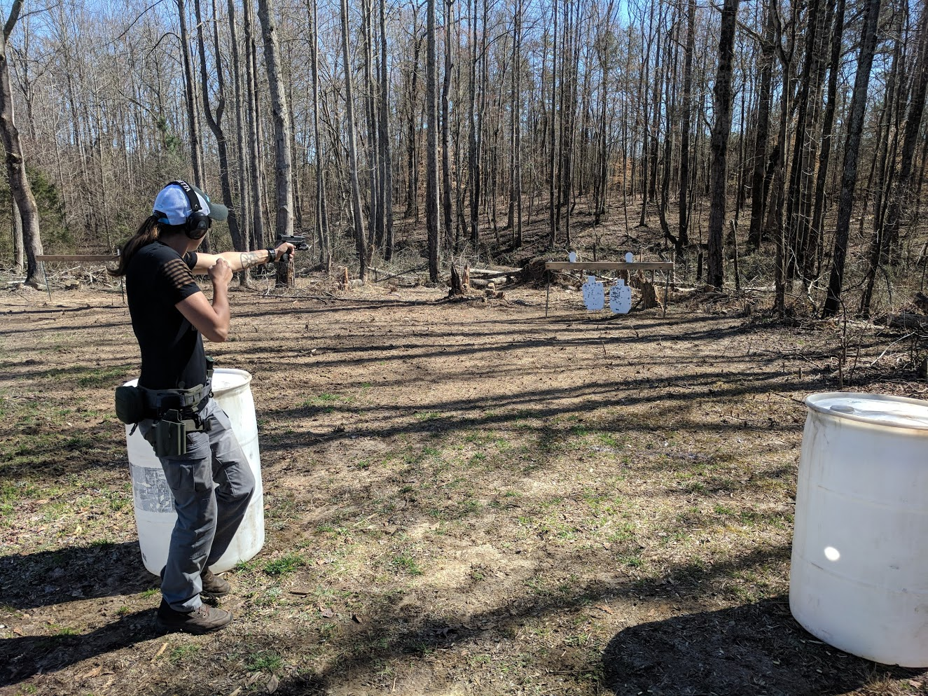 South Carolina pistol handgun training class course defensive tactical advanced intermediate conceal carry
