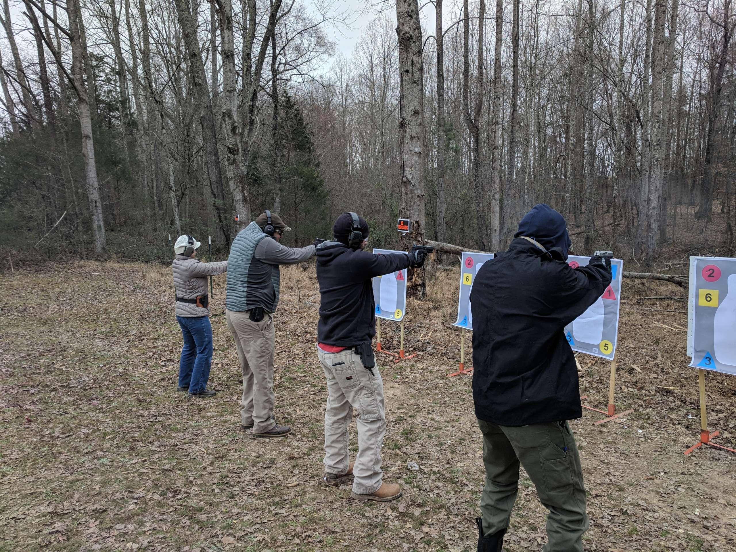 Handgun Tactics 201