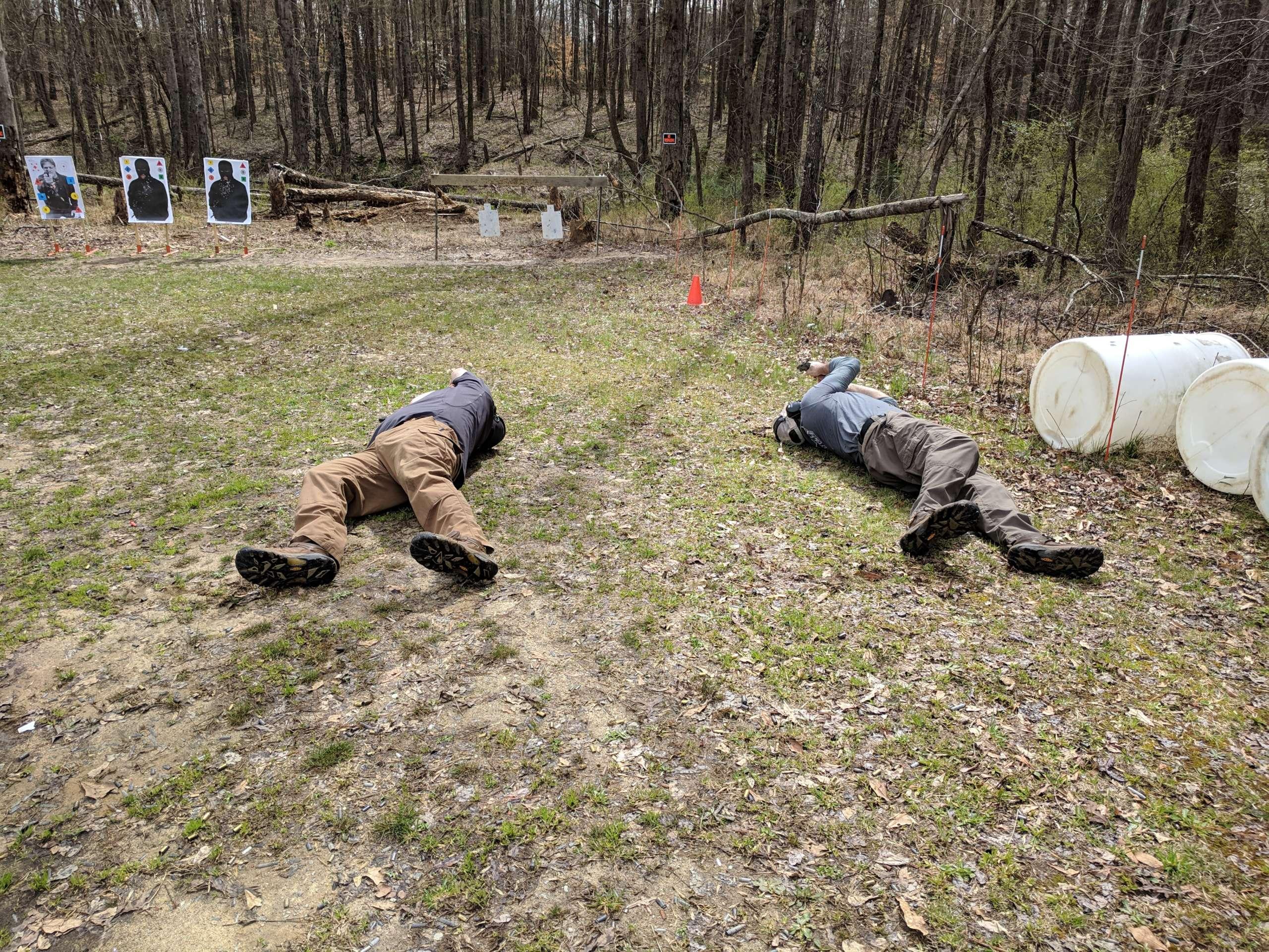 Handgun Tactics 301